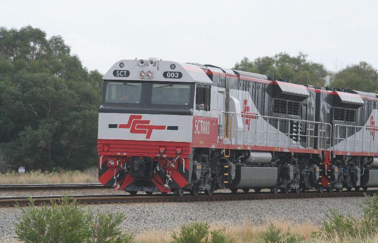 Trains of WA